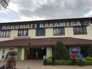 Nakumat aka Kenyan Costco